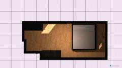 Raumgestaltung Luke Schlafzimmer in der Kategorie Keller