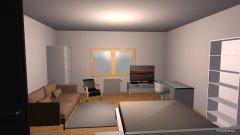 Raumgestaltung Mein zimmer 4,70x4,70 in der Kategorie Keller