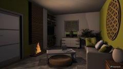 Raumgestaltung minimal loft in der Kategorie Keller