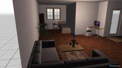 Raumgestaltung Ninas Traumzimmer  in der Kategorie Keller