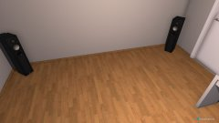 Raumgestaltung Partyzimmer in der Kategorie Keller