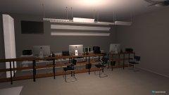 Raumgestaltung Plaza_workplace in der Kategorie Keller