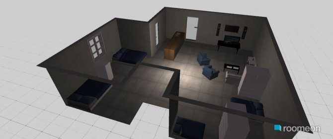 Raumgestaltung ram in der Kategorie Keller