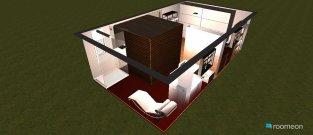 Raumgestaltung Sauna 2 in der Kategorie Keller