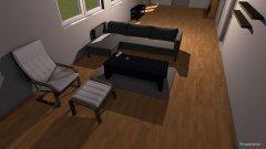 Raumgestaltung tanya nappali 2 in der Kategorie Keller