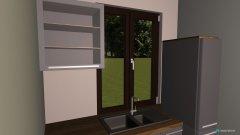 Raumgestaltung Tiny House Beispiel in der Kategorie Keller
