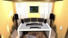 Raumgestaltung Tonstudio in der Kategorie Keller