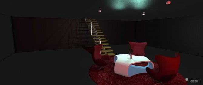 Raumgestaltung Versammlungs- und Hinrichtungsraum in der Kategorie Keller