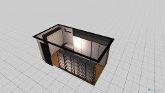 Raumgestaltung Vorratsraum in der Kategorie Keller