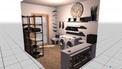 Raumgestaltung waschen in der Kategorie Keller