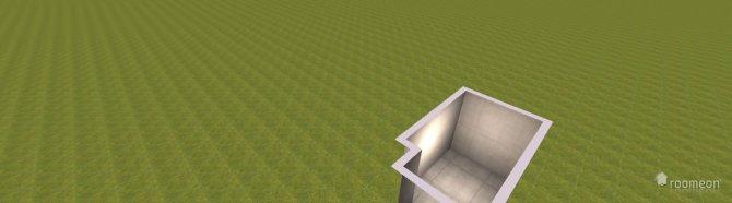 Raumgestaltung Waschraum in der Kategorie Keller