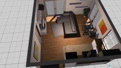Raumgestaltung Wohnung 10 - Wohnen in der Kategorie Keller