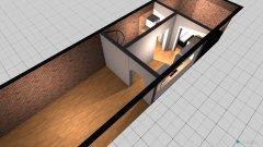 Raumgestaltung wohnung unterirdisch 2 in der Kategorie Keller