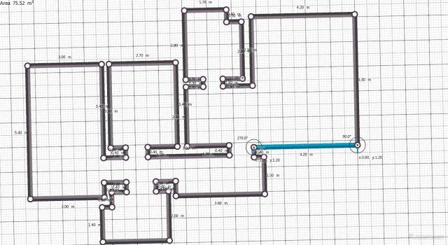 Raumgestaltung wohnung in der Kategorie Keller