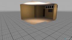 Raumgestaltung Yocum House in der Kategorie Keller