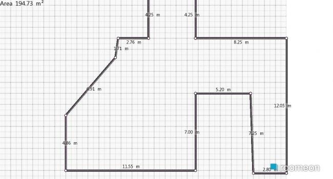 Raumgestaltung yuri projeto casa 01 in der Kategorie Keller