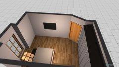 Raumgestaltung Zimmer 1 in der Kategorie Keller