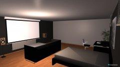Raumgestaltung Zimmer Niklas in der Kategorie Keller