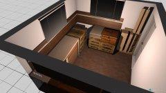Raumgestaltung zukünftiger Werkzeugraum und abstellraum in der Kategorie Keller
