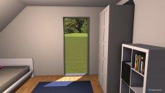 Raumgestaltung ännchen in der Kategorie Kinderzimmer