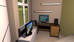 Raumgestaltung aktuelles Zimmer Lukas in der Kategorie Kinderzimmer
