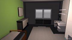 Raumgestaltung Alena Zimmer in der Kategorie Kinderzimmer