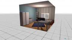Raumgestaltung alex in der Kategorie Kinderzimmer