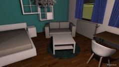 Raumgestaltung Alinas Zimmer in der Kategorie Kinderzimmer