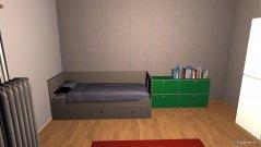Raumgestaltung Aliya in der Kategorie Kinderzimmer