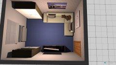 Raumgestaltung Andrej 2 in der Kategorie Kinderzimmer
