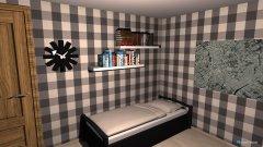 Raumgestaltung Andrej Kinderzimmer 3 in der Kategorie Kinderzimmer