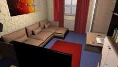Raumgestaltung Andrej4 in der Kategorie Kinderzimmer
