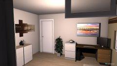 Raumgestaltung Annas Zimmer in der Kategorie Kinderzimmer