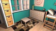 Raumgestaltung Anton´s Zimmer in der Kategorie Kinderzimmer