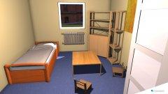 Raumgestaltung Aron1 in der Kategorie Kinderzimmer