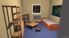 Raumgestaltung Aron2 in der Kategorie Kinderzimmer