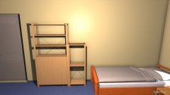 Raumgestaltung Aron3 in der Kategorie Kinderzimmer
