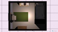Raumgestaltung AvaDiego Zimmer in der Kategorie Kinderzimmer