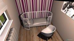 Raumgestaltung baby room v2 in der Kategorie Kinderzimmer