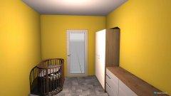 Raumgestaltung baby zimmer in der Kategorie Kinderzimmer