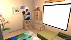 Raumgestaltung baby3 in der Kategorie Kinderzimmer