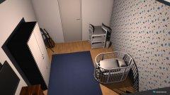 Raumgestaltung babylove in der Kategorie Kinderzimmer