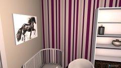 Raumgestaltung Babyroom in der Kategorie Kinderzimmer