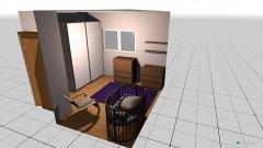 Raumgestaltung BabyzimmerZZ in der Kategorie Kinderzimmer