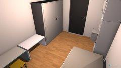 Raumgestaltung Balduin - Variante 2 in der Kategorie Kinderzimmer