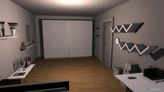 Raumgestaltung Barcus pokoj in der Kategorie Kinderzimmer