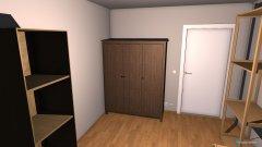 Raumgestaltung Bastis Zimmer in der Kategorie Kinderzimmer