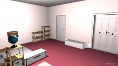 Raumgestaltung Bauraum Konzept 1 in der Kategorie Kinderzimmer