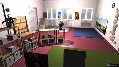 Raumgestaltung Bauraum Konzept 2a in der Kategorie Kinderzimmer