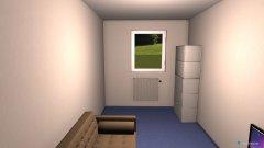 Raumgestaltung Beach Zimmer in der Kategorie Kinderzimmer